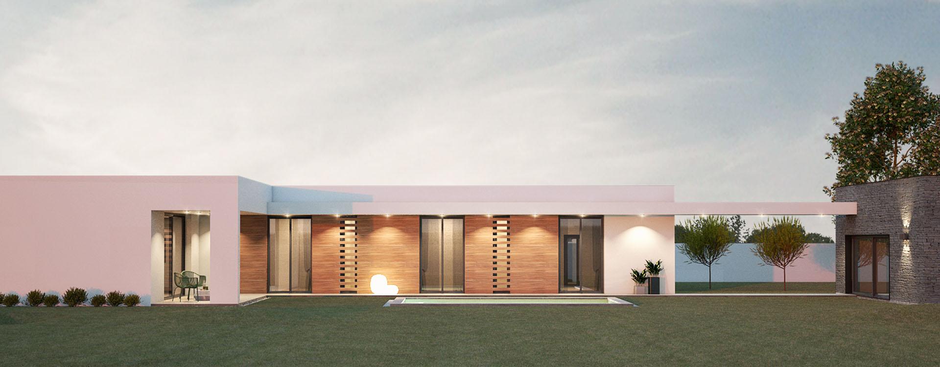 Arquitectos casas prefabricadas en Barcelona