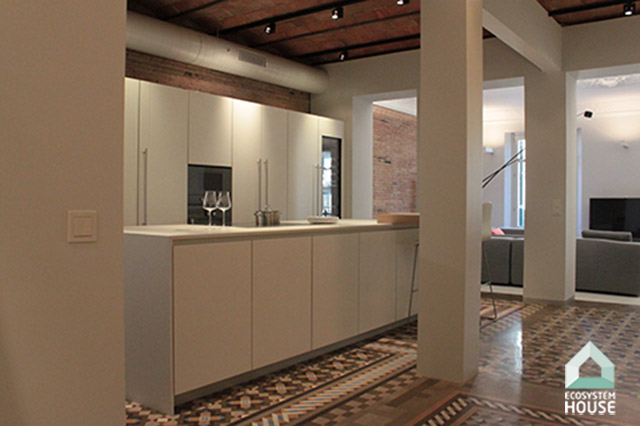 Obra vivienda barcelona Rambla
